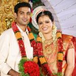 Jyotsna Radhakrishnan With Her Husband
