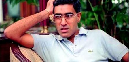 Karan Thapar At The Start Of His Career