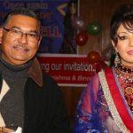 Karishma Manandhar husdand