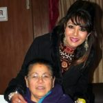 Karishma Manandhar mother