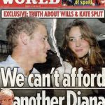 Kate Middleton And Prince William Break Up