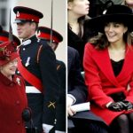 Kate Middleton At Prince Williams Passing Out Parade at the Royal Military Academy Sandhurst