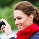 Kate Middleton Doing Photography