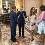 Kate Middleton First Official Engagement