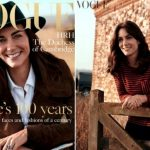 Kate Middleton On Vogue Magazine