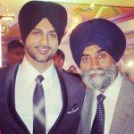 Kay V Singh father