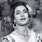 Kunaal Kapoor's mother Salome in 1965