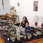 Kunaal Roy Kapur' wife Shayonti, a ceramic artist