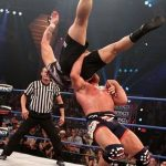 Kurt Angle Angle Slam finisher