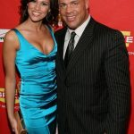 Kurt Angle ex wife Karen