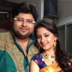Manali Dey with Ex-Husband