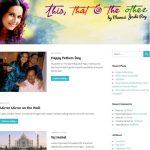 Manasi Joshi Roy blogs