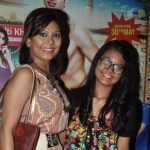 Maninee Mishra with daughter