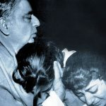 Mufti Mohammad Sayeed With Rubiya After Her Release