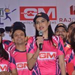 Mugdha Chaphekar in Box Cricket League