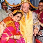 Ujjwala Sharma and N. D. Tiwari marriage