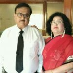 Nishant Malkani Parents