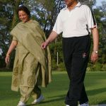 Pervez Musharraf With His Wife