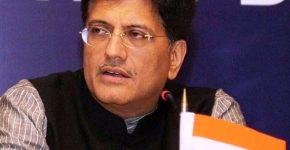 Piyush Goyal profile