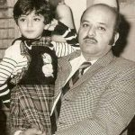 Pragati Mehra childhood memories with her father