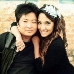 Priyanka Karki with Dayahang Rai