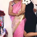 Puja Kameshwar Sharma mother