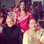 Rachna Banerjee parents