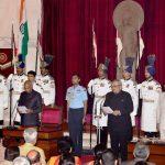 Rajiv Mehrishi CAG Oath