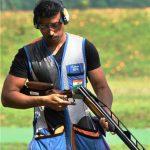 Rajyavardhan Singh Rathore - Shooting