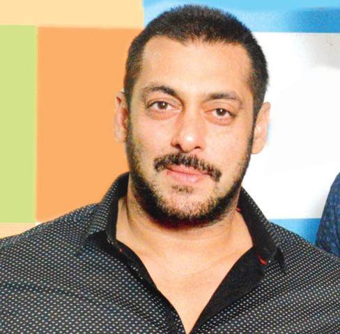 Salman Khan - Sultan hairstyle