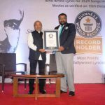 Sameer With Guinness World Record