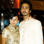 Shayan Munshi with his ex-wife Peeya Rai Chowdhary