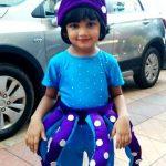 Sheetal Maulik daughter Shanaya Maulik