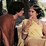 Shashi Kapoor and Simi Garewal in Siddhartha