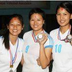 Sipora Gurung won bronze medal (Right Side)