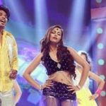 Sneha Namanandi in a stage show