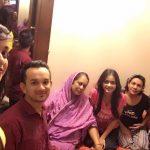 Tanjin Tisha siblings and mother