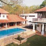 Tarun Tejpal's villa in Goa