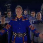 Tom Alter in Captain Vyom