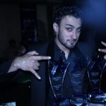 Umair Jaswal With The Awards That Have Been Won By Him And His Band