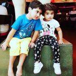 Veena Malik Children