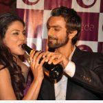 Veena Malik drinking alcohol