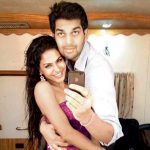 Veena Malik with Prashant Pratap Singh