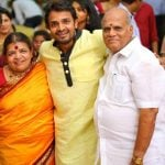Vijay Raghavendra parents
