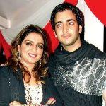 Vineet Raina with ex-wife Tanushree Kaushal