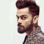 Virat Kohli's Hairstyles & Beard Styles