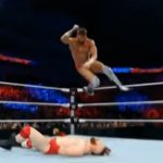 Zack Ryder Elbro Drop finisher