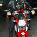 Zayed Khan Ducati – Streetfighter 1100