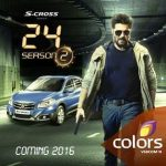 24 (Indian_series) season 2 poster