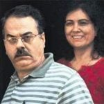 Anita and Praful Durrani